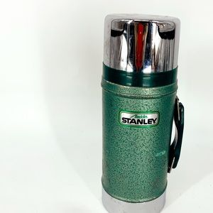 VINTAGE Stanley thermos camping travel stainless